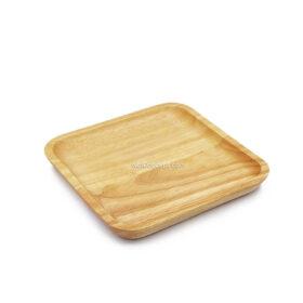 Cho thuê dĩa gỗ trang trí chụp food